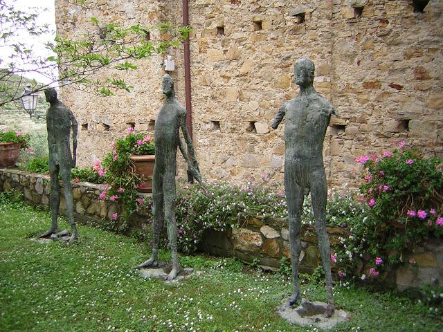Arte nel giardino di irene brin rufa rome university - Arte e giardino ...