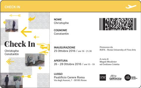 Costantin Calendario 2020.Rufa Porta La Mostra Di Cristophe Constantin Alla Rome Art