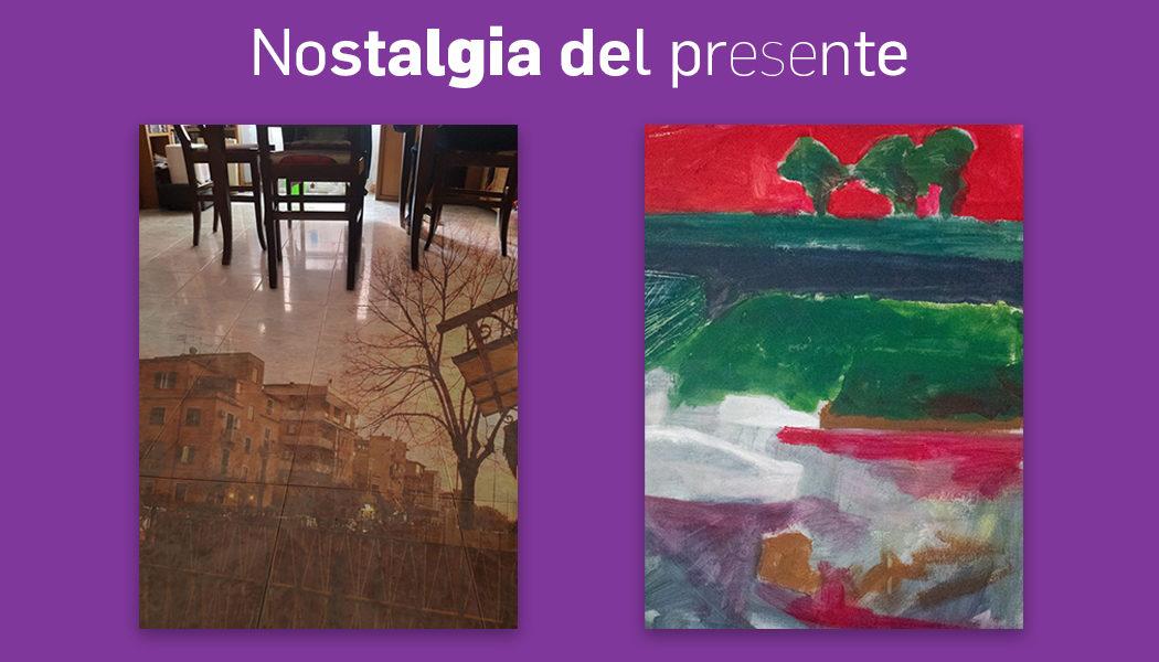 Nostalgia del Presente - Belle Arti, Pittura e Scultura
