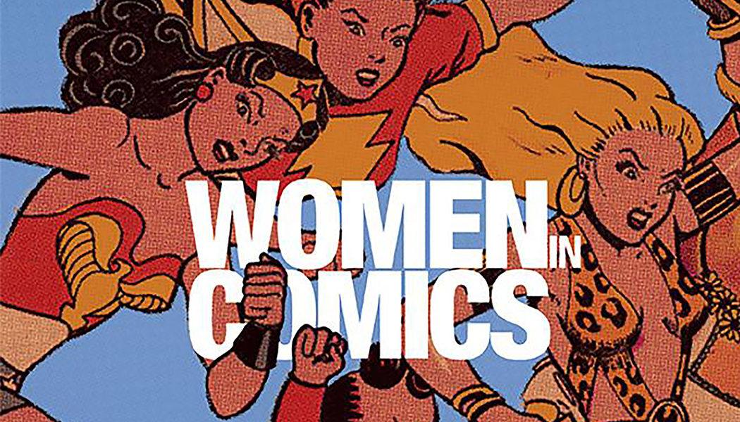 Progetto Women in Comics - Corso di Laurea in Fumettistica