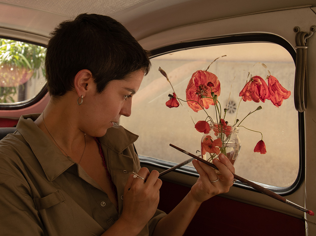 Piazze Romane - Do you have a light – Alexandra Fongaro_4