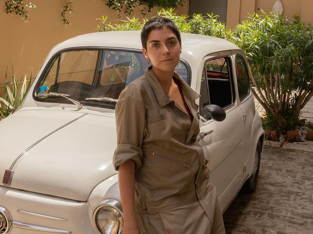 Piazze Romane - Do you have a light – Alexandra Fongaro_7