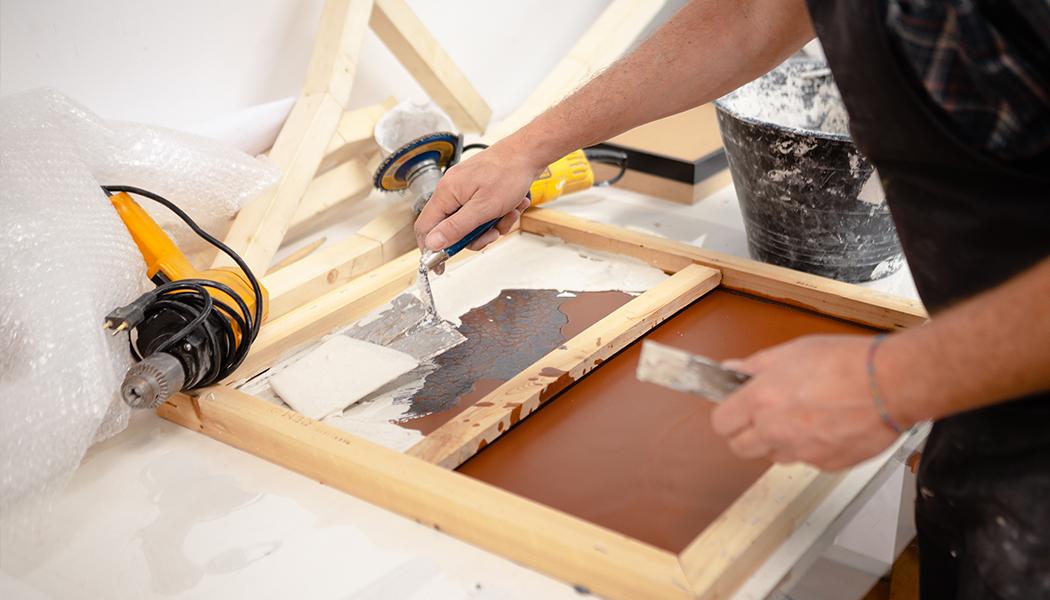 La posizione in cui dormono le api - Making Of - Maggio 164