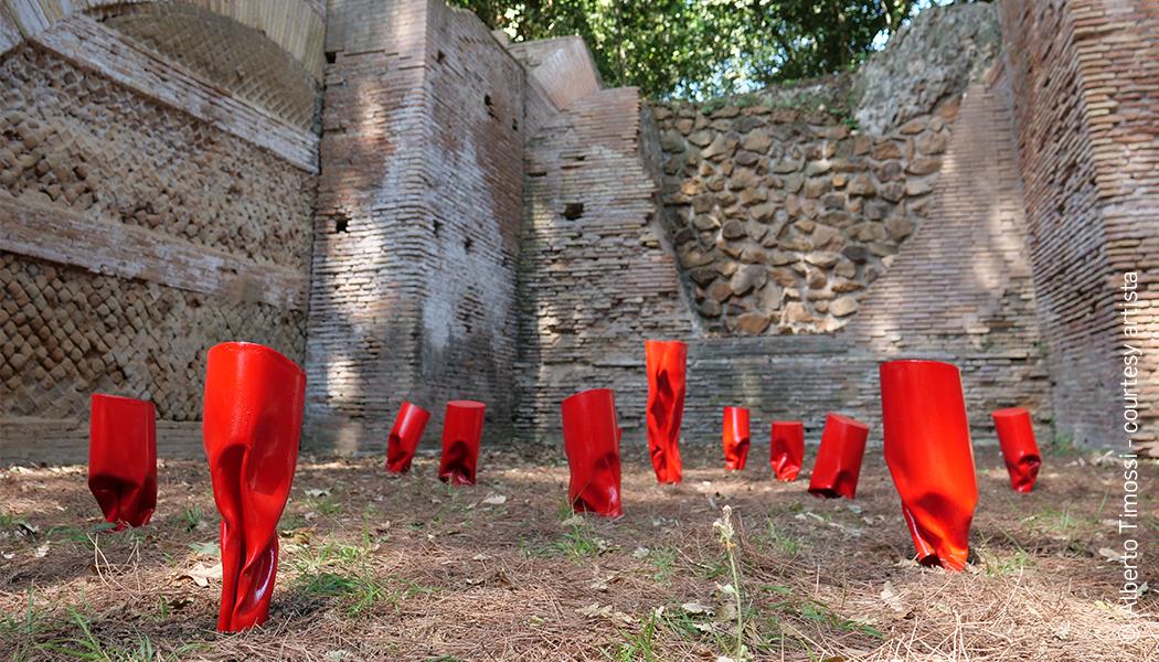 Arteporto - Opere in mostra - © Alberto Timossi - courtesy artista