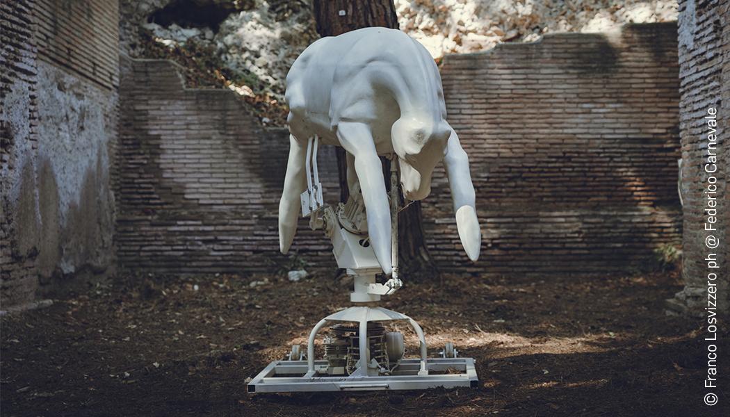 Arteporto - Opere in mostra - © Franco Losvizzero ph @ Federico Carnevale