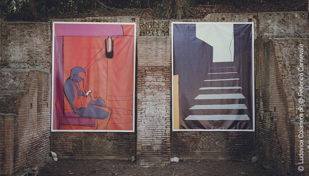 Arteporto - Opere in mostra - © Ludovica Colanera ph @ Federico Carnevale
