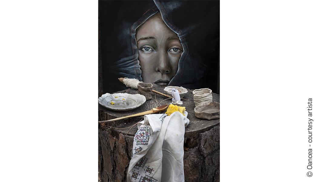 Arteporto - Opere in mostra - © Oancea - courtesy artista