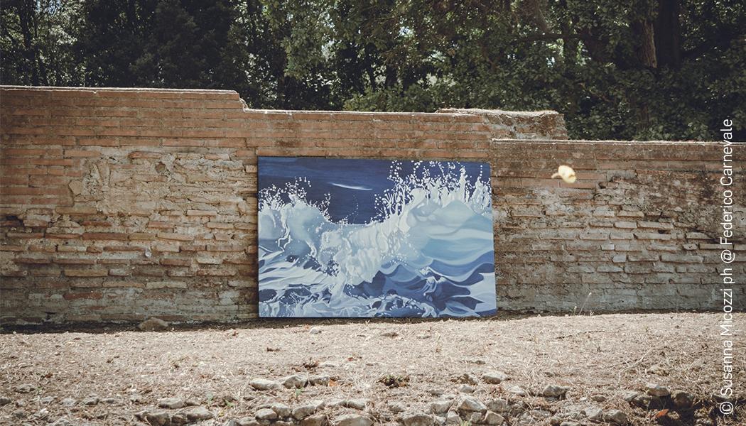 Arteporto - Opere in mostra - © Susanna Micozzi ph @ Federico Carnevale
