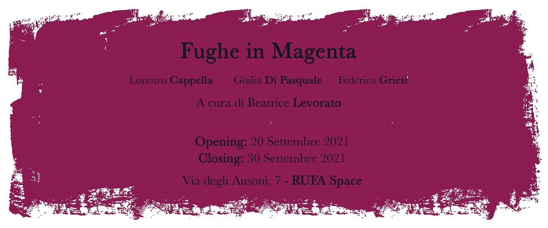 Fughe in Magenta - Visualy RUFA su Skuola.net - Visual