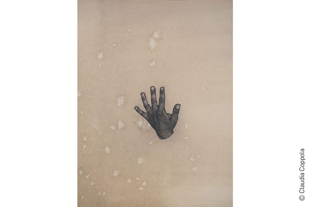 Slider opere - Quando cadono le piume - Claudia Coppola 1