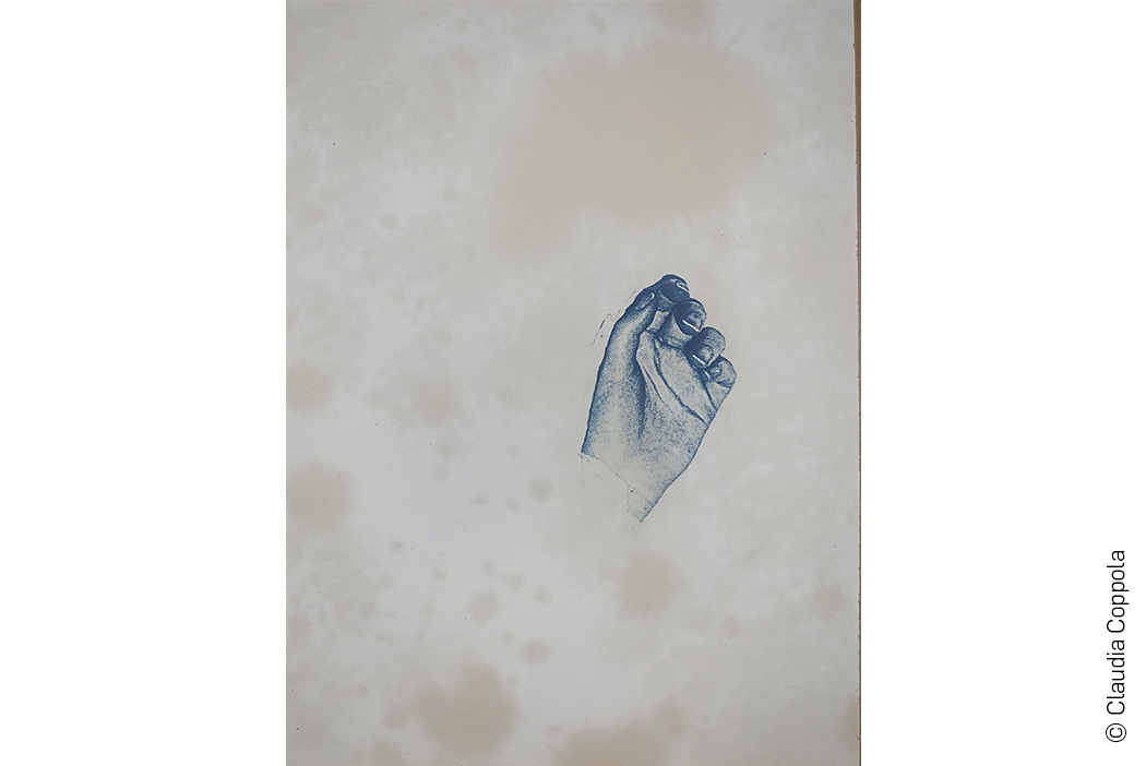 Slider opere - Quando cadono le piume - Claudia Coppola 2