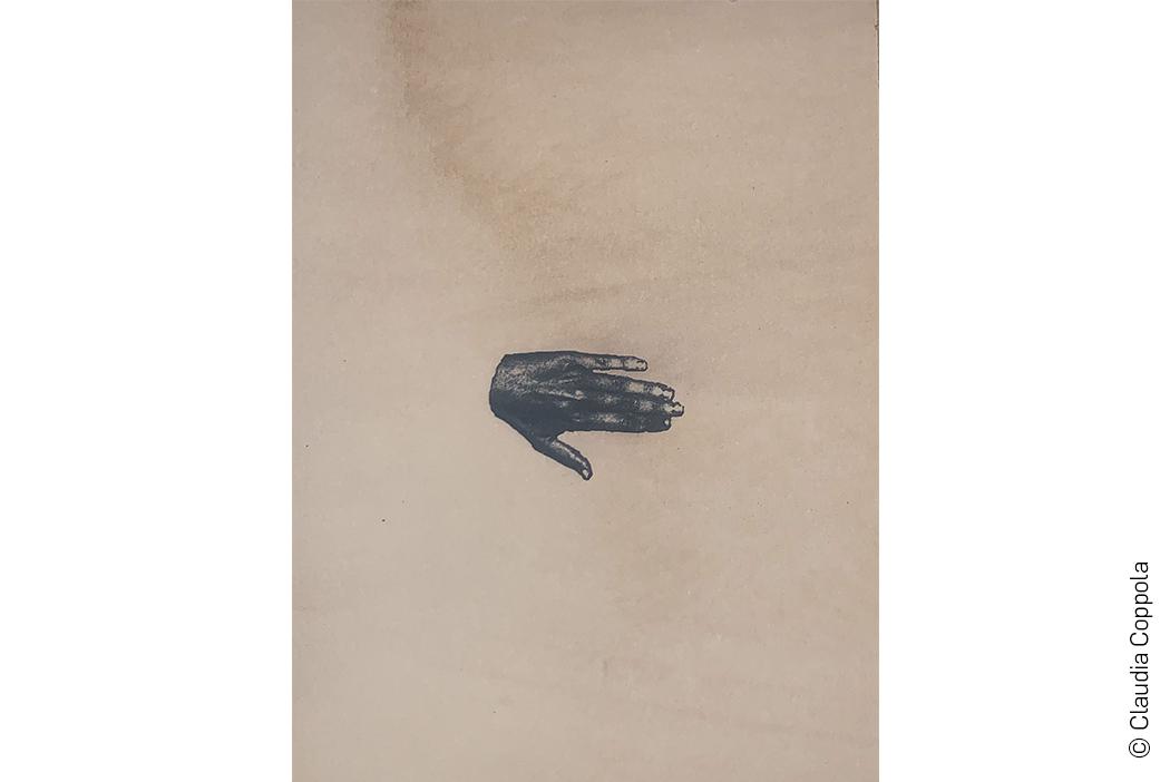 Slider opere - Quando cadono le piume - Claudia Coppola 3