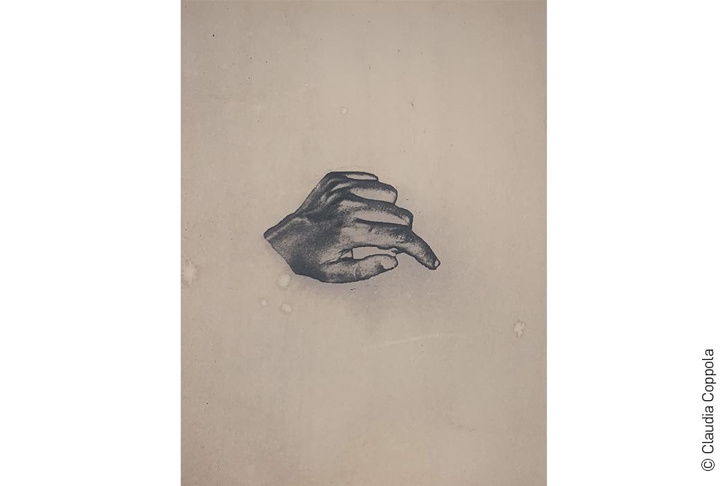 Slider opere - Quando cadono le piume - Claudia Coppola 4