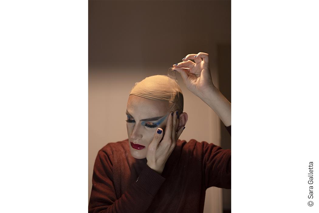 Slider opere - Quando cadono le piume - Sara Galletta 3