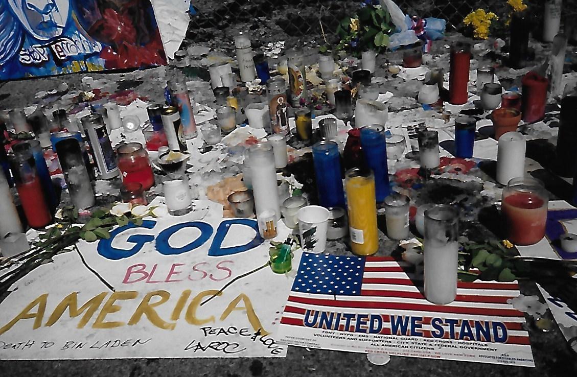 Venti anni dall'11 settembre 1