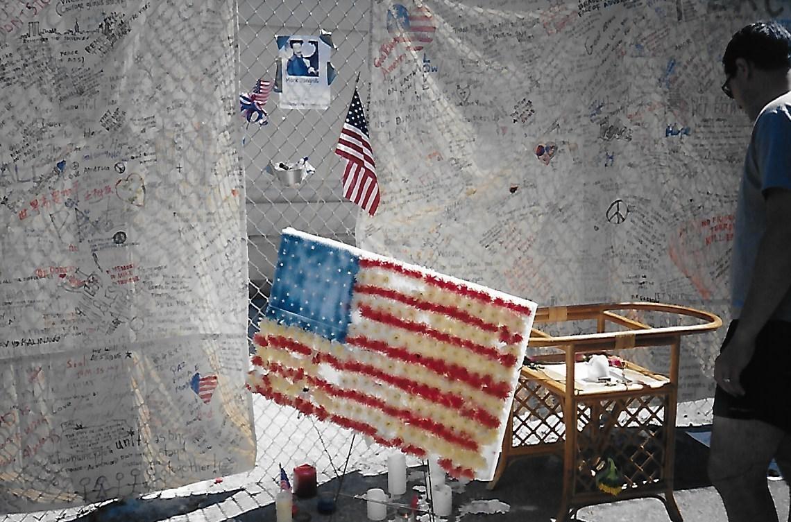 Venti anni dall'11 settembre 12
