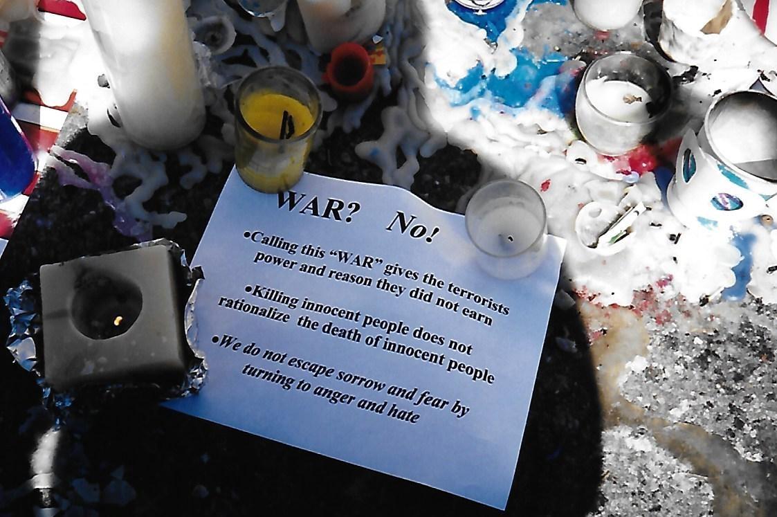 Venti anni dall'11 settembre 22