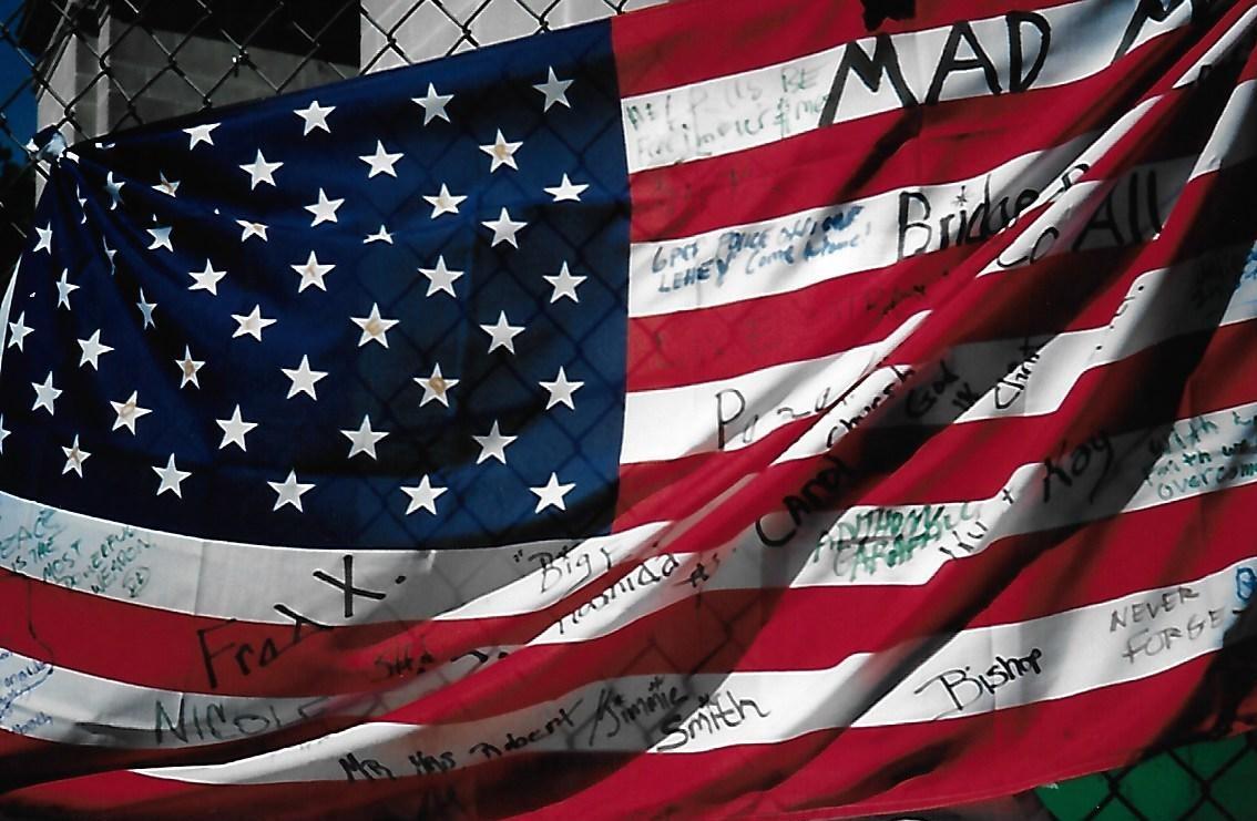 Venti anni dall'11 settembre 23
