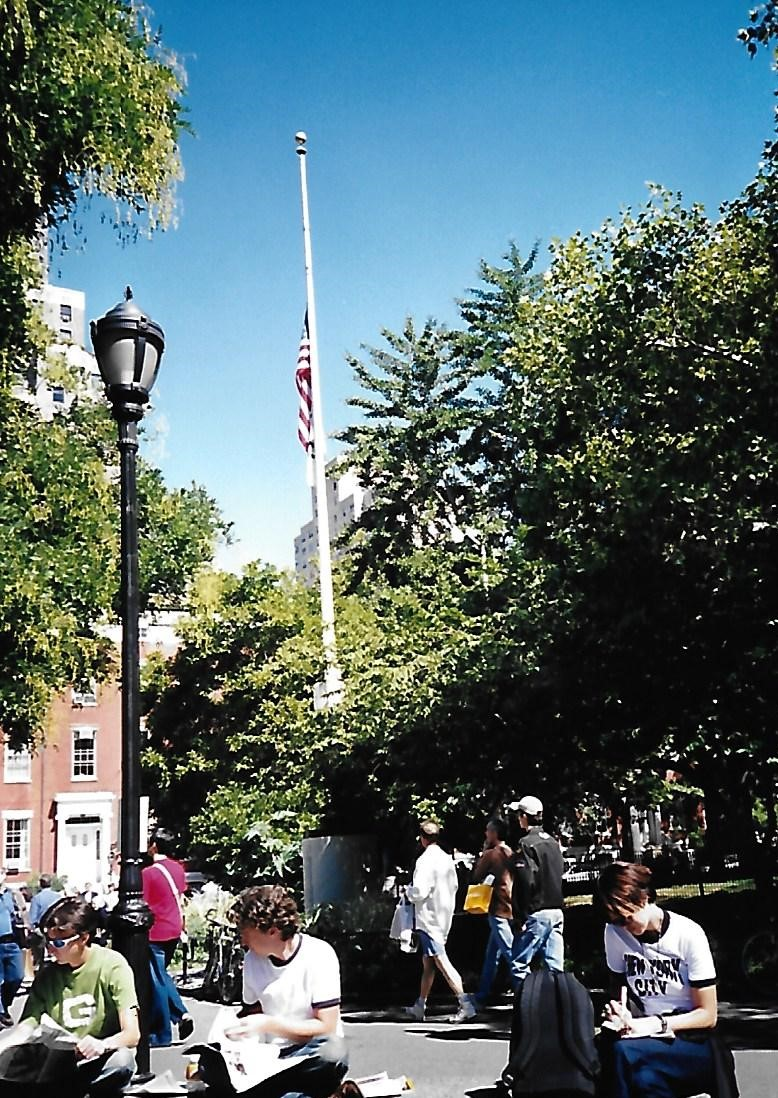 Venti anni dall'11 settembre 35