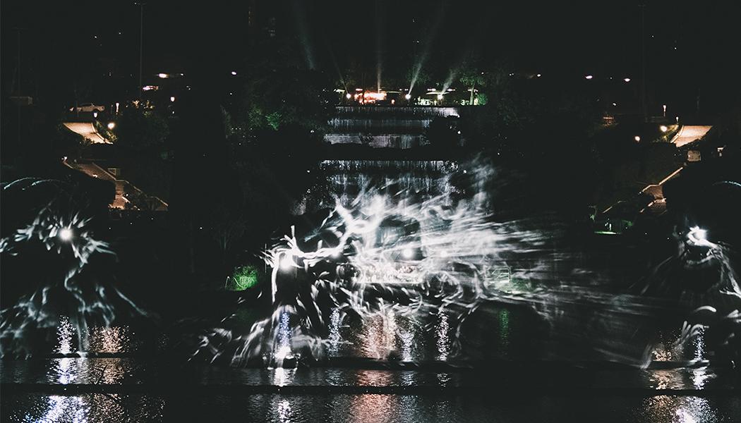 Videocittà - Giardino delle cascate 6
