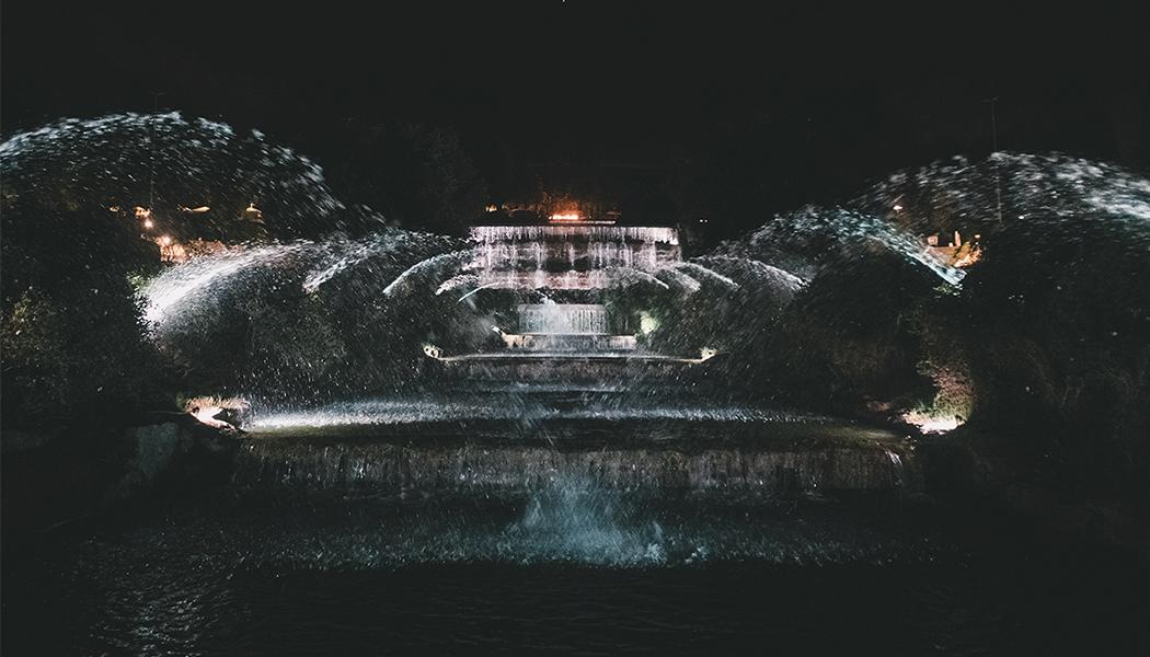 Videocittà - Giardino delle cascate 7
