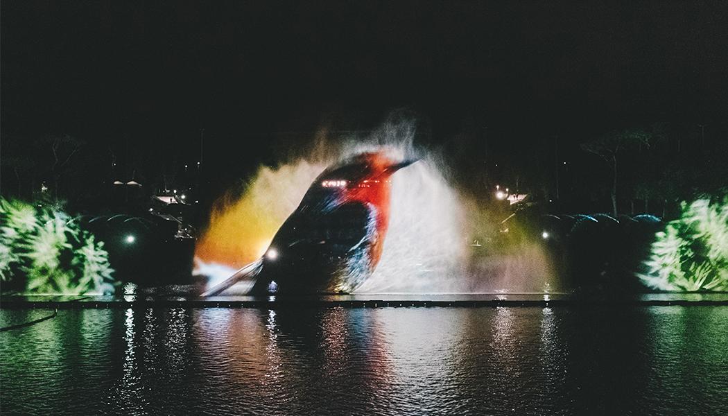 Videocittà - Giardino delle cascate 9