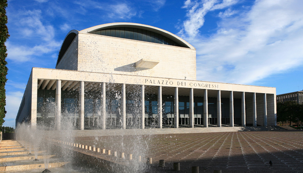Videocittà - Palazzo dei congressi 1