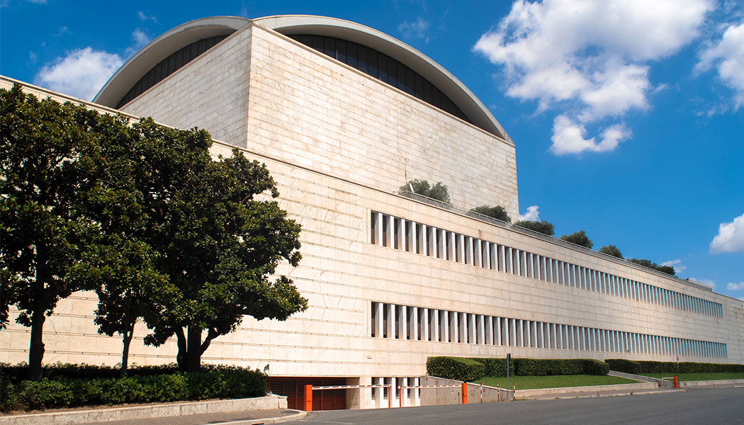 Videocittà - Palazzo dei congressi 6