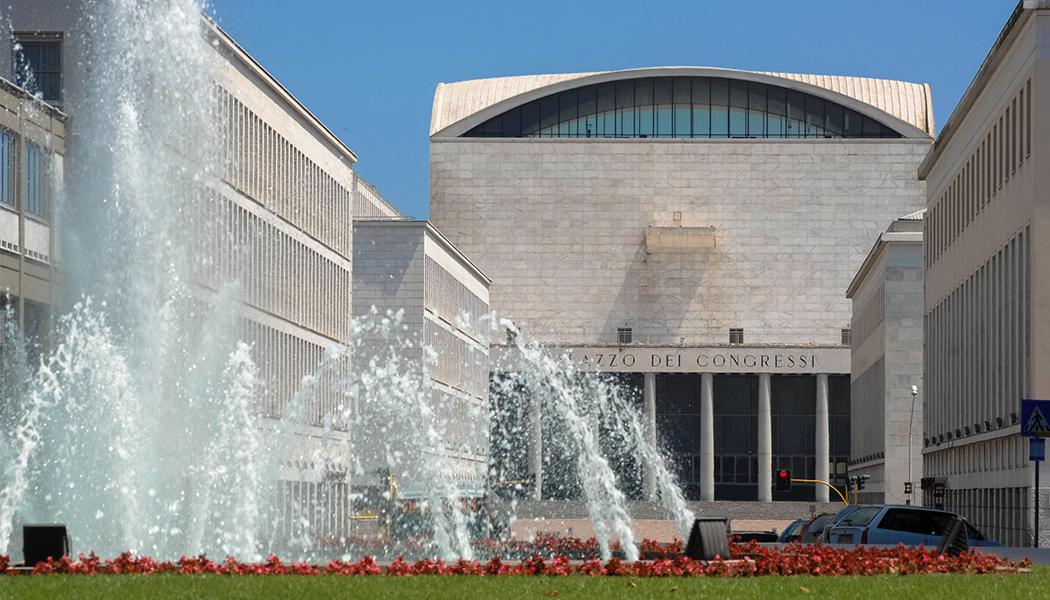 Videocittà - Palazzo dei congressi 8