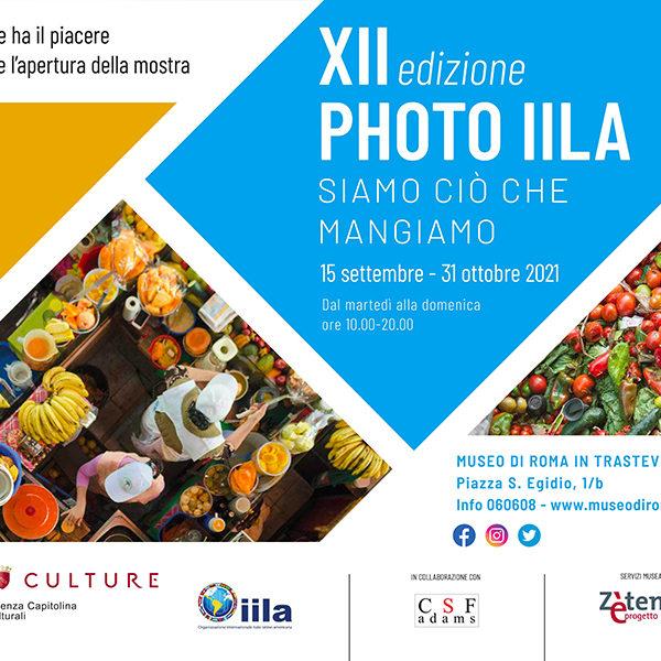 XII edizione PHOTO IILA - Immagine news